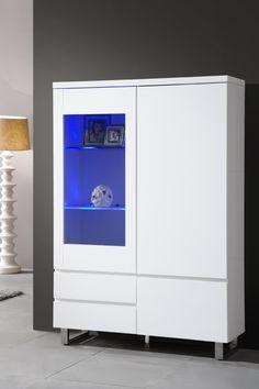 Afbeeldingsresultaat voor kast woonkamer wit | Woonkamer kasten ...