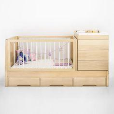 Medidas: 0.90 x 2mts de largo, para futuro colchón de 1.90 x 0.80 (una plaza standard). Materiales: Las cunas son de Guatambú, algunas piezas son de guatamb... Baby Bedroom, Baby Room Decor, Nursery Room, Kids Bedroom, Baby Crib Designs, Baby Room Design, Rustic Baby Cribs, Baby Staff, Baby Deco