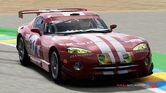 2000 Dodge Viper GTS-R #91 Team Oreca  in Forza Motorsport 4,