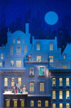 Tiffany & Co Christmas Window London 2013