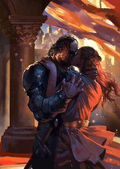 The Hound And The Little Bird by zippo514.deviantart.com on @deviantART.... I totally ship endgame sansan! This is gorgeous!
