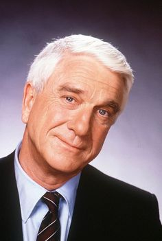 Leslie William Nielsen, OC (11 February 1926 – 28 November 2010) was a Canadian and naturalized American actor and comedian. Description from pinterest.com. I searched for this on bing.com/images