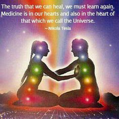 We can heal! #Energy