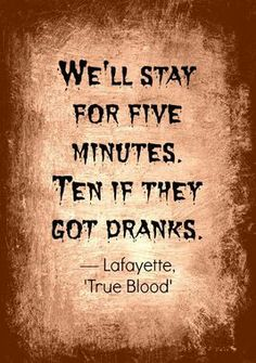 20 Fangtastically Funny 'True Blood' Quotes to Make Waiting for Season 6 Suck Less | The Stir