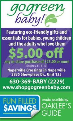 Go Green Baby coupon Local Coupons, Baby Coupons, Go Green, The Unit, Fun, Brain, Kids, The Brain, Young Children