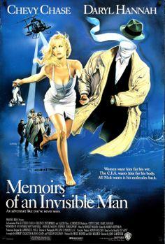 Memórias de um Homem Invisível