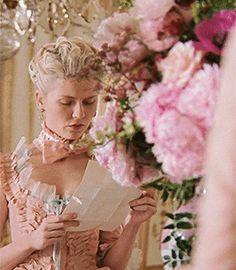 Wardrobe Malfunctioned - Marie Antoinette (2006) dir. Sofia Coppola