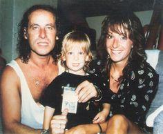 Klaus, Christian and Gabi Meine