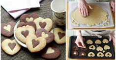 Rezept für süße Herzkekse zum Valentinstag!