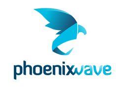 Phoenix wave logo