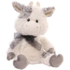 Gund Cowslip Cow Stuffed Animal Plush * Continue to the product at the image link. (This is an affiliate link) #StuffedAnimalsPlushToys