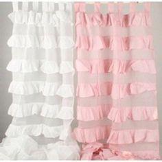 layered ruffles