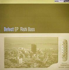 Rishi Bass - Defect EP (Vinyl) at Discogs