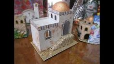 Risultati immagini per casas para belenes Young At Heart, Web Images, Play Houses, Christmas Home, Diorama, Bookends, Decorative Boxes, Arts And Crafts, Inspiration