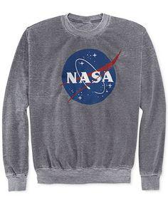 Fifth Sun NASA Graphic Fleece Sweatshirt - Hoodies & Fleece - Men - Macy's L
