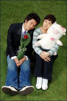 My Lovely Kim Sam Soon (Korean Drama 2006) Kim Sam Soon (Kim Sun Ah) &  Hyun Jin Heon (Hyun Bin)
