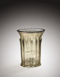 Medieval Glass: Beaker, 1200-1325 | Corning Museum of Glass