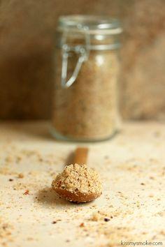 Bring Da Heat Rub   kissmysmoke.com   #grill #bbq #rubs #spices