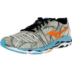 Mizuno Wave Paradox Round Toe Canvas Sneakers, Women's, Size: 10.5 B(M) US, Blue