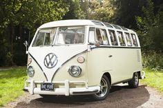 1964 Volkswagen Camper 21 Window Samba 2
