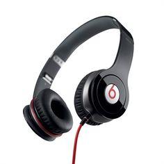 Beats by Dr. Dre Beats Solo HD Headphones  #BeatsyDre #Black #Headphones