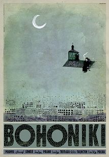 Bohoniki, Plakat Promocyjny, Ryszard Kaja