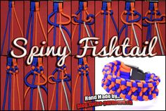 SPINY FISHTAIL -  blog.swiss-paracord.ch