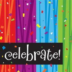 Milestone Celebrations Beverage Napkins, 3-Ply - 192 per case  Product # :655683  $24.47