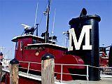 Moran tug boat, Portsmouth, NH.