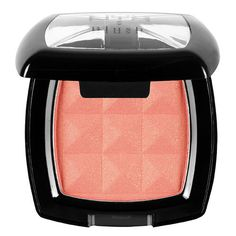 Powder Blush in Apricot (Pink peach with gold shimmer) | NYX Cosmetics