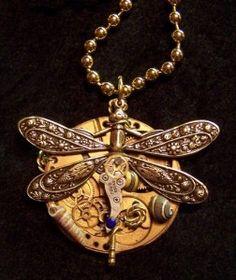 Steampunk Jewelry anyone?