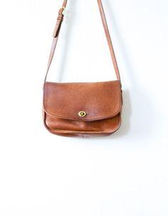 Vintage caramel brown distressed COACH bag/purse // large coach purse // cross body leather purse // vintage coach purse // worn in leather Coach Handbags Outlet, Coach Purses, Coach Bags, Purses And Bags, Coach Outlet, Hobo Crossbody Bag, Leather Crossbody Bag, Leather Purses, Blue Bags