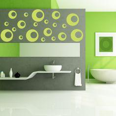 Die 13 besten Bilder von Wandtattoo Badezimmer | Wandtattoo ...
