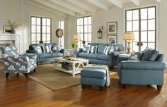 Spring Hills Upholstery Collection - Value City Furniture