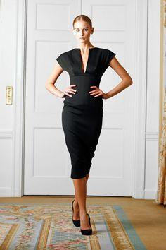 Victoria Beckham Spring/Summer 2009 Ready-To-Wear