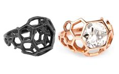 Shaping the future: 3D-printed jewellery - Telegraph Maybe something for 3D Printer Chat?