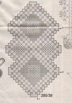 Scheme crochet no. 2303 - Her Crochet Crochet Bookmark Pattern, Crochet Bookmarks, Crochet Motif, Crochet Doilies, Crochet Stitches, Free Crochet, Tutorial Crochet, Crochet Tutorials, Diy Crafts Crochet