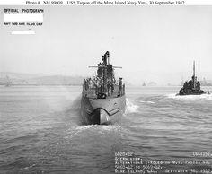 USS Tarpon (SS 175)
