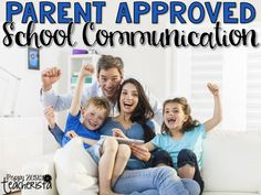 Check out all the different ways this teacher communicates with her parents!