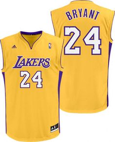 ff9cda0cae41 ... Los Angeles Lakers Kobe Bryant 24 Yellow Authentic NBA Jersey Sale ...