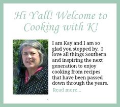 Southern Kitchen Happenings!