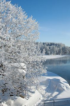 Kajaani river copy by outie1, via Flickr