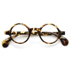 Vintage Dapper Inspired 1920's Clear Lens Spectacles Glasses 9129 | zeroUV