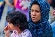 Mother Refugee VIII by thanasaki