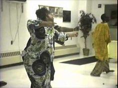 "African Dance - ""Sofa"" - Hunting Dance"