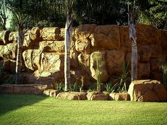 "See 31 photos and 15 tips from 4 visitors to Designer Gardens Landscaping. ""Anything you want in your garden they can do Landscaping, swimming pools,. Artificial Rocks, Rock Art, Garden Landscaping, Mount Rushmore, Garden Design, Swimming Pools, Landscape, Gardens"