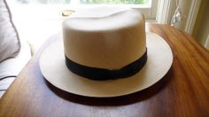 Vintage Panama Hat Optimo Montecristi
