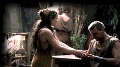 Best Couples of TV Shows ::SPARTACUS-ROME::