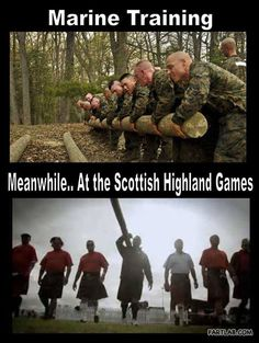 This is for my husband's Scottish roots...