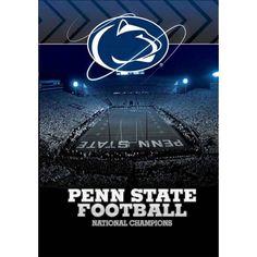 1980s Penn State Football National Champions DVD, Team